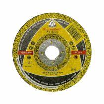 Brusna ploča 125x6x22A EX Klingspor