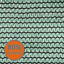 Mreža za zasenu 1,5x10m 80%