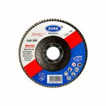 Brusni lamelni disk 115x22 P80 Duke