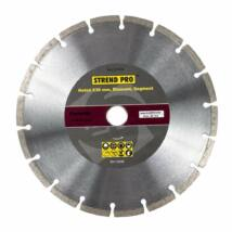 Dijamant ploča 230mm segmentirana - Strend Pro