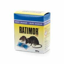 Meki mamac Plus 250g plavi Ratimor protiv miševa i pacova