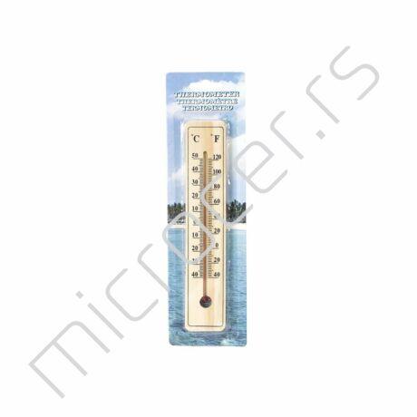 Termometar 20cm zidni