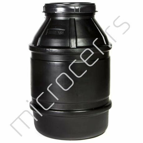 Bure plastično 200L crno