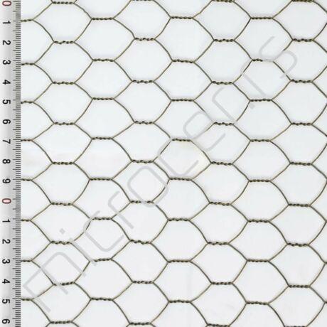 Heksagonalno pletivo 20mmx1mx25m pocinkovana