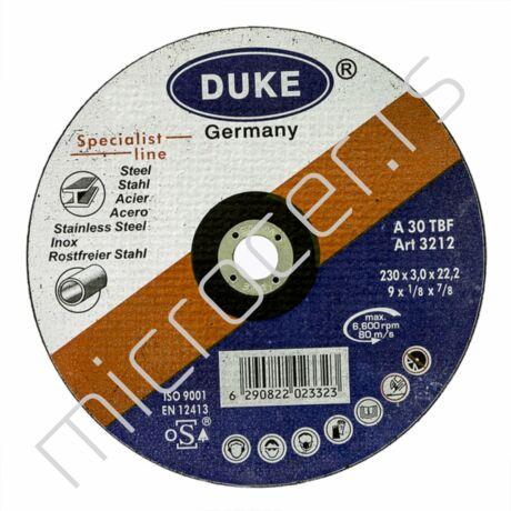 Rezna ploča 230x3x22 A Duke