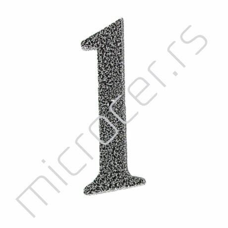 """Kućni brojevi """" 1 """""""