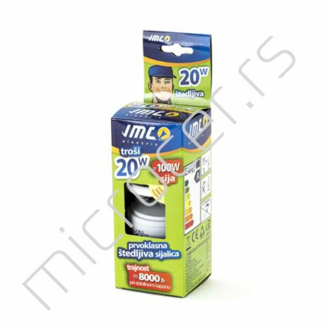 Sijalica štedljiva 20W (100W)