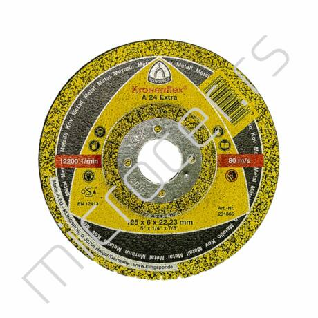 Brusna ploča 125x6x22A  EX - Klingspor
