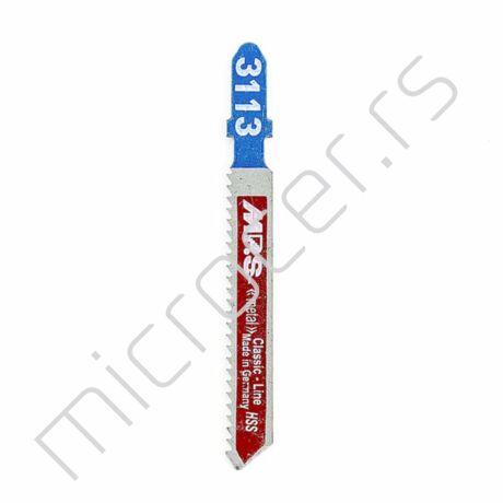 List ubodne testere BI 3113 za metal
