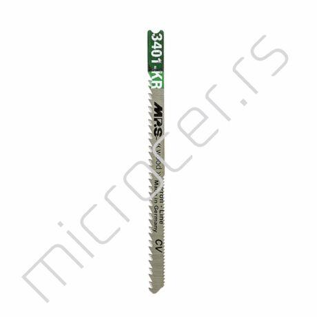 List ubodne testere CV 3401  KR za ivericu