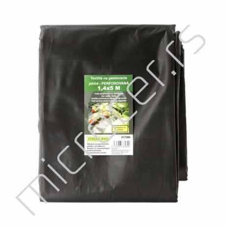 Agrotekstil za jagode 1,4x5m crna