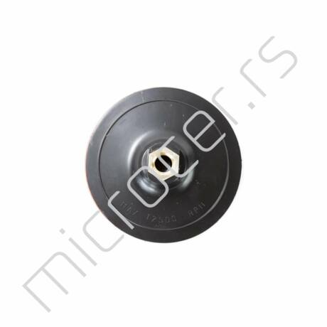 Gumeni fiber disk za brusilicu fi 115mm M14