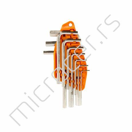 Ključ imbus 1,5-10mm Strend Pro 10/1
