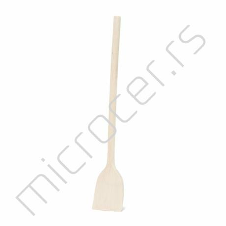 Varjača 35cm ravna lopatica drvena