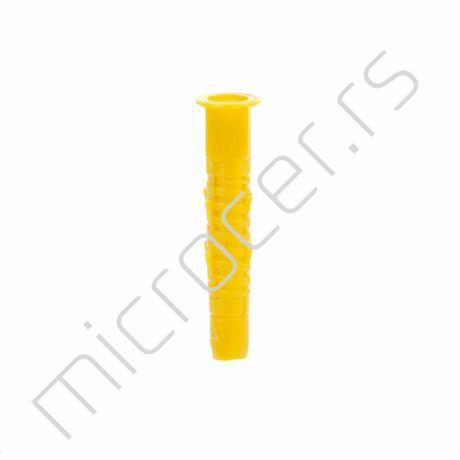 Tipla gužvajuća 10mm  200/1 žuta
