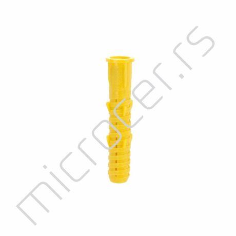 Tipla gužvajuća 12mm 100/1 žuta
