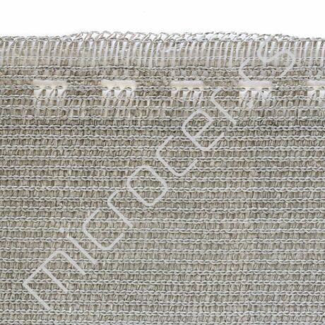 Platno za ograde 1,5x10m Siva 180 gr/m2