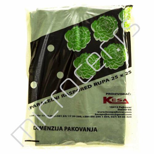Folija za salatu 1,0x50m 25x25cm