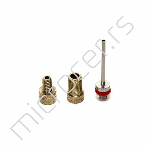 Adapter ventila