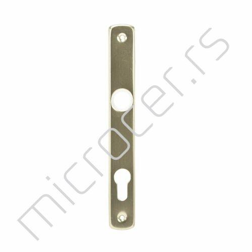 Šilt portal za metalna vrata F2