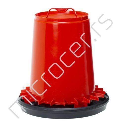 Hranilica za piliće štedljiva 3,5KG/V28cm/Š25cm