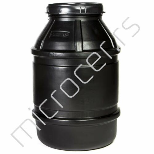 Bure plastično 220L crno