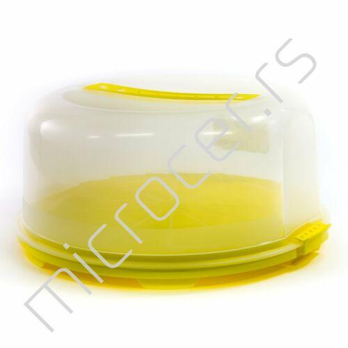 Zvono za tortu okruglo sa ručkom