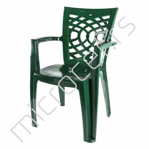 Baštenska stolica plastična Etno
