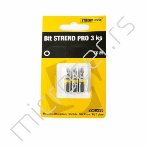 Bit umetak TX 25 3/1 Strend Pro