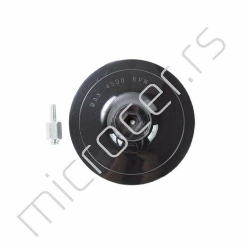 Gumeni fiber disk za bušilicu fi 125mm