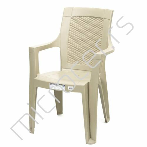 Baštenska stolica plastična Klasik ratan
