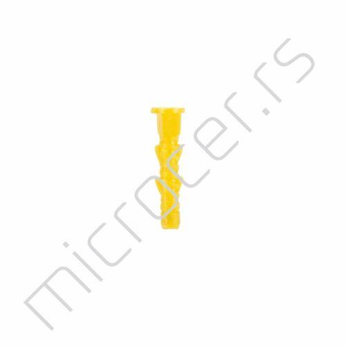 Tipla gužvajuća 6mm  250/1 žuta