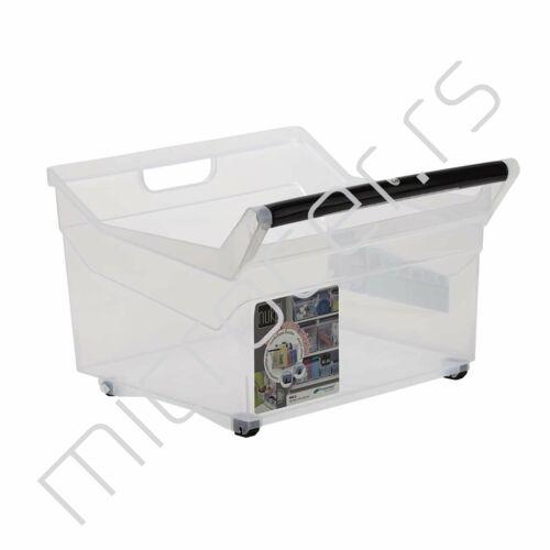 Kutija za odlaganje 38x38x26cm sa točkom