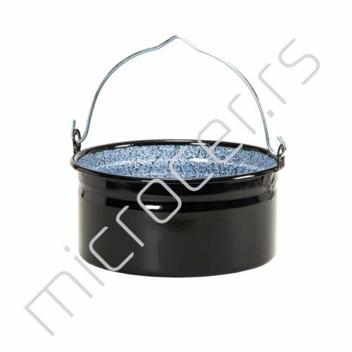 Kotlić 8L za pasulj i sarmu emajlirani