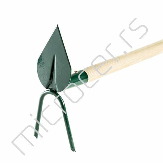 Motičica špicasta zelena sa rogom