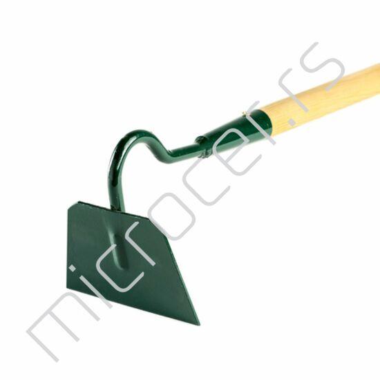 Motičica 8cm zelena sa drškom