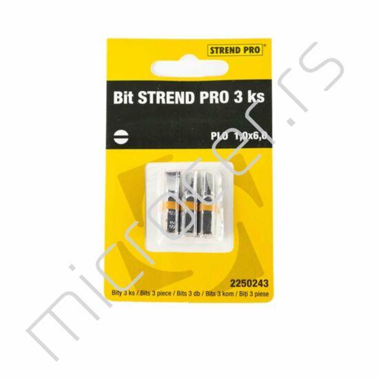 Bit umetak PL 1,0x6,0 3/1-Strend Pro