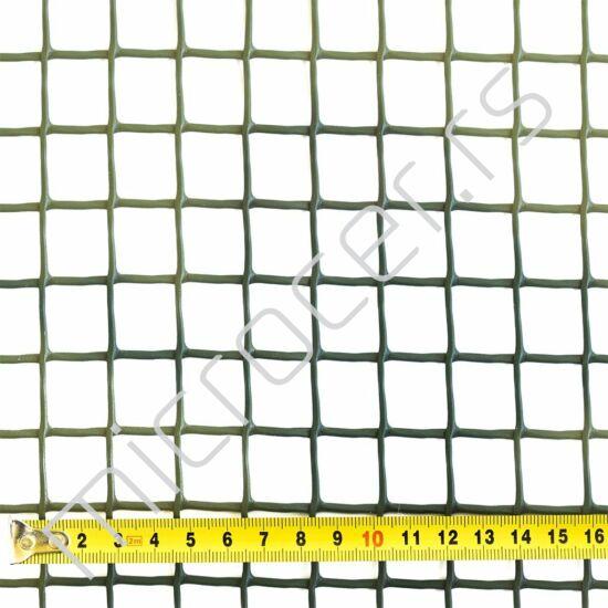 Mreža za ogradu pvc kvadratna 20x20mm 1x3m