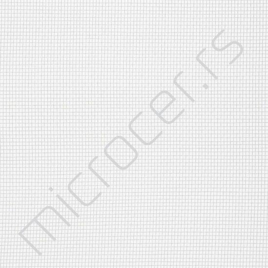 Komarnik mikrofiber 0,8x25m bela I.klasa